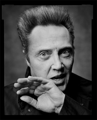 helve+ica bold.tv » CHRISTOPHER WALKEN